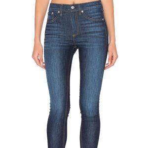"""rag & bone❤️10"""" skinny jean in Arlington size 25"""